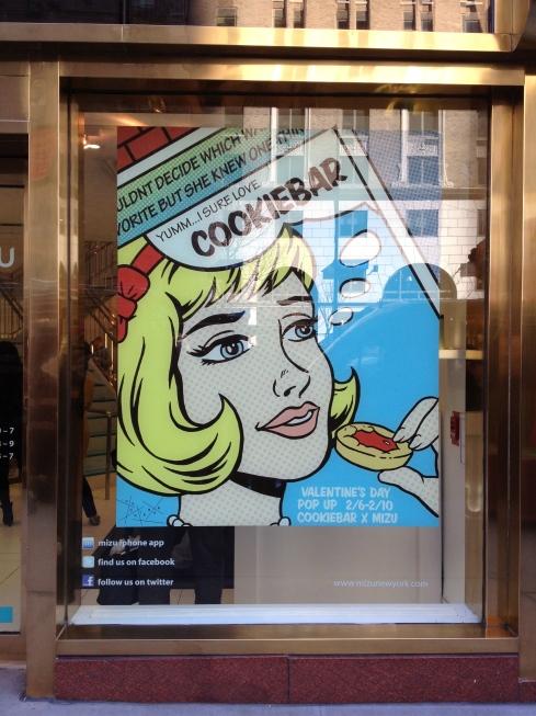 Cookie Bar NYC Pop-Up at Mizu 505 Park Ave (btwn 59/60th)